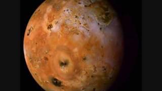 NASA Sound Of Space Jupiter's Moon Io