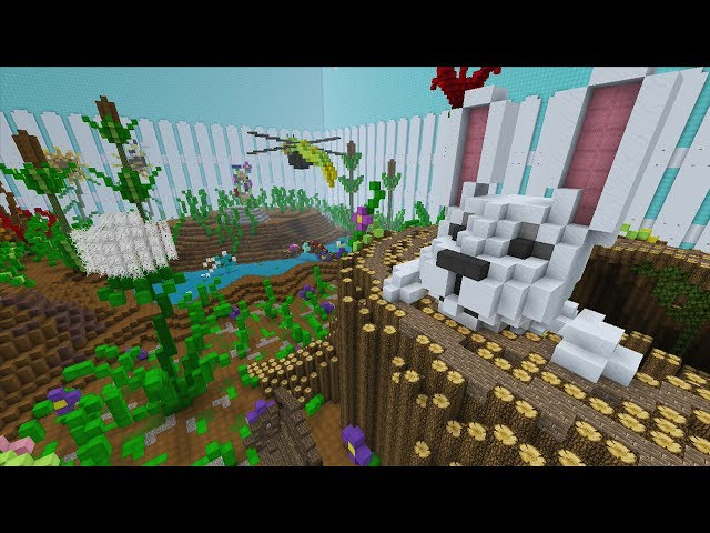 Minecraft Xbox - Spring To Life - Hunger Games