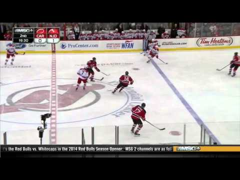 Carolina Hurricanes vs New Jersey Devils 08.03.2014