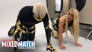 Mandy Rose shows Goldust how to improve his glutes during WWE MMC Second Chance Vote