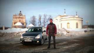 тест Nissan Almera 2012     www.skorost-tv.ru