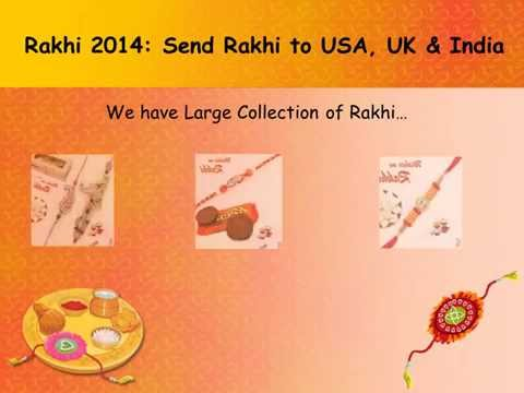 Send Rakhi to USA, UK and India for Your Loving Brother
