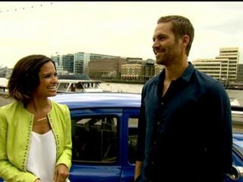 Paul Walker Shares His Dream in Last ET Interview