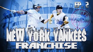 MLB 15 The Show: New York Yankees Franchise - Opening Day vs Blue Jays!