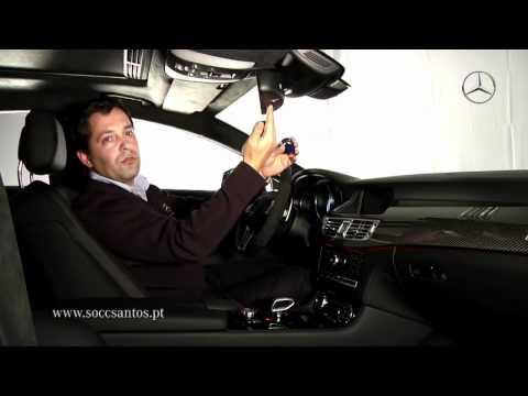 Programação Comandos de Garagem - Mercedes-Benz Soc. Com. C. Santos