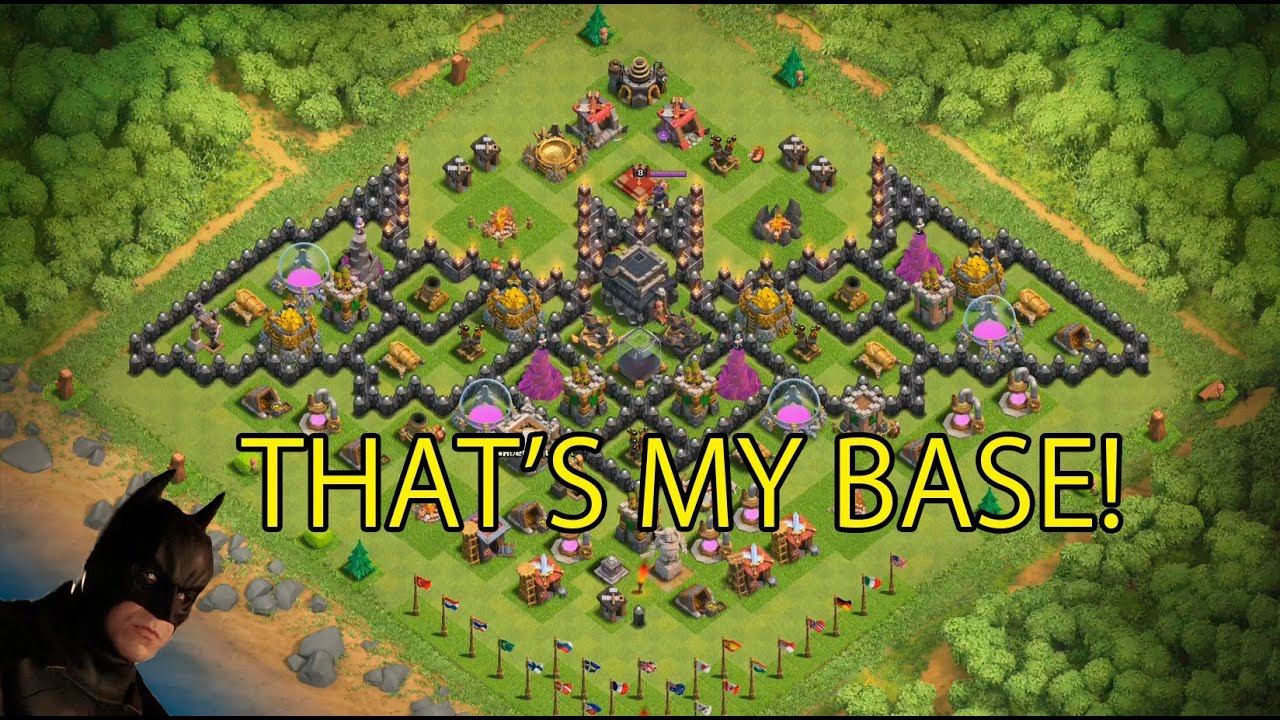 Clash of Clans: Batm