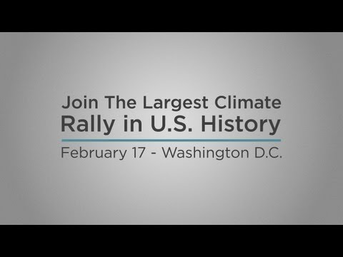 Forward on Climate Rally - Michael Brune