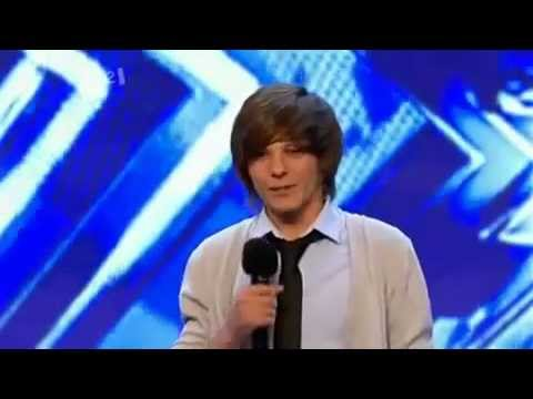 One Direction's Louis Tomlinson Full Audition