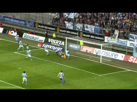Allsvenskan 2013: IFK Gteborg - Malm FF