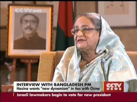 Bangladeshi PM Hasina wants