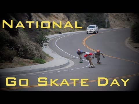 National Go Skate Day - Joey Nickell, Kai Monroe & Ethan Vinograd