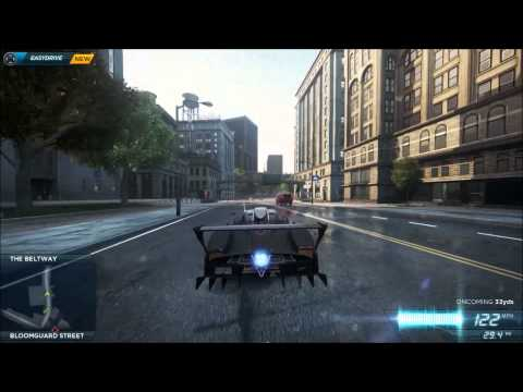 Need For Speed Most Wanted (2012) - Pagani Zonda R