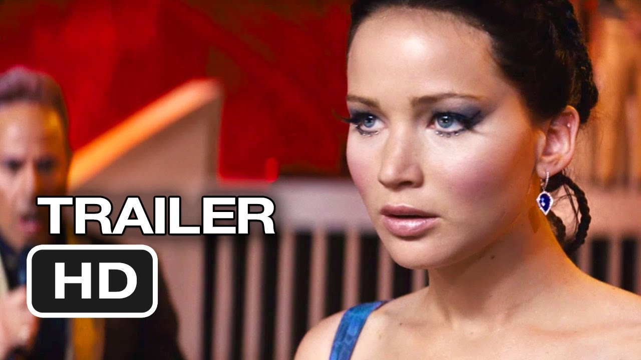 A photo of The Hunger Games: Catching Fire Official Theatrical Trailer (2013) HD