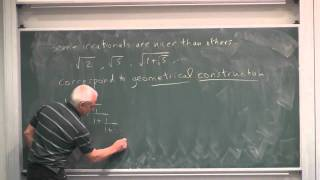 MathHistory7b: Analytic geometry and the continuum