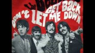 The Beatles Don't Let Me Down