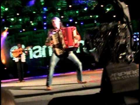 Tostão Sanfoneiro no Festival de CHAMAME em Corrientes na Argentina