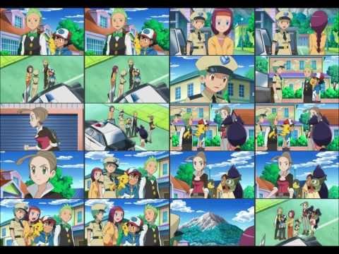 {Pokemon BW Series} Episode #799: GoGo Gogoat!