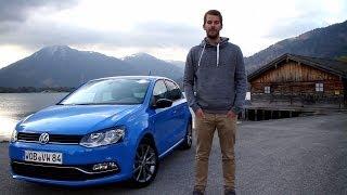 Volkswagen VW Polo 2014 Facelift Test 1.2 TSI 90PS #