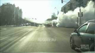Подборка ДТП с видеорегистраторов 80 \ Car Crash compilation 80