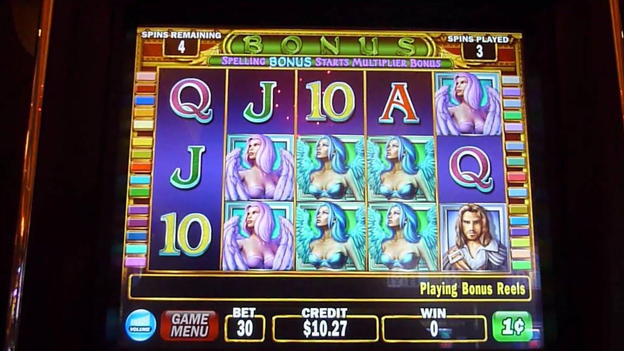 slot machine bonus wins
