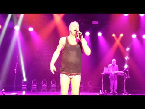 Love to Hate You Erasure Live in Phoenix 10-21-14