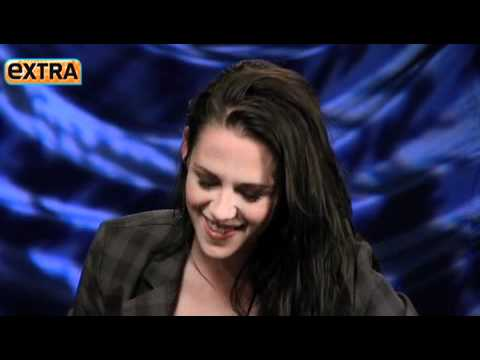 kristen stewart extra interview for breaking dawn november 2011