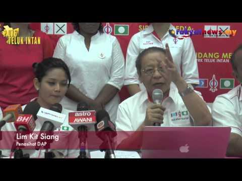 Boneka DAP : Dyana Gagal Jawab Soalan
