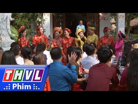 THVL   Hương đồng nội - Tập cuối[12]: Bà con đến tham dự ngày vui của gia đình Hai Lợi