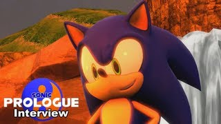 Sonic Prologue (Fan Film) Exclusive Interview With The