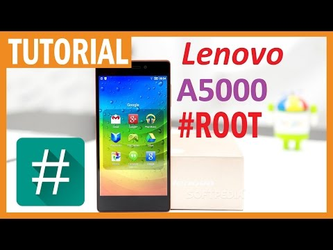Cara root Lenovo a5000 Lollipop [ Indonesia ]