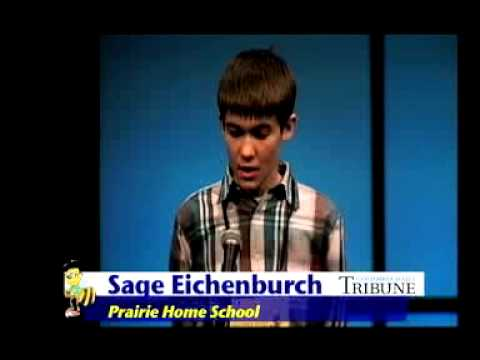 2014 Columbia Daily Tribune Regional Spelling Bee