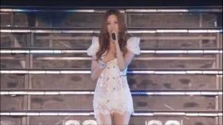 【SNSD】【少女時代】 LET IT RAIN  ( ARENA TOUR LIVE )♥