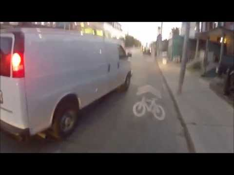 Sharrows Are Not Bike Lanes