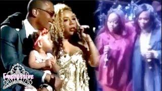 Tiny serenades her husband T.I.   Kandi squashes beef with Tamika Scott   Xscape Reunion Tour