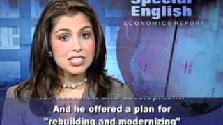 Obama Urges Steps To Strengthen Economy