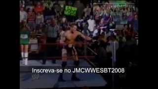 WWE Luta Livre Na TV SBT (Cena & Orton VS Raw Roster