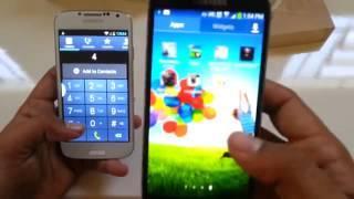 Smartphone Galaxy S4 I9500 1GB Ram Réplica Perfeita
