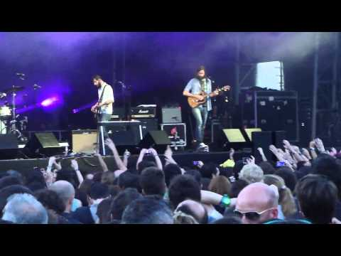 Thumbnail of video Band Of Horses - The Funeral (directo Bilbao BBK Live 2014-07-12)