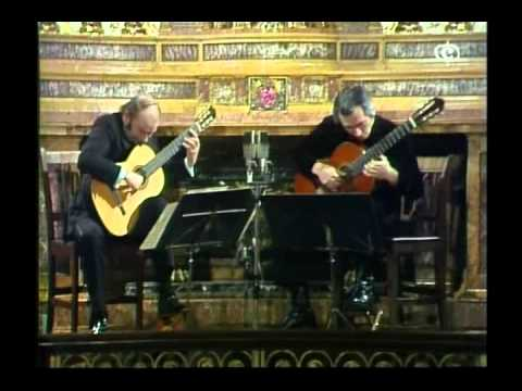 0 Duo Classical Guitar   Julian Bream & John Williams   Guitar Recital