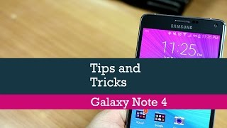 Top 10 Galaxy Note 4 Tips And Tricks (Hidden Features