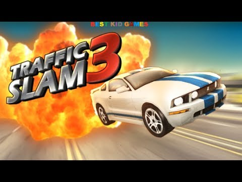 Traffic Slam 3 Car Crashing Game 3D Car Traffic Game - Best Kid Games