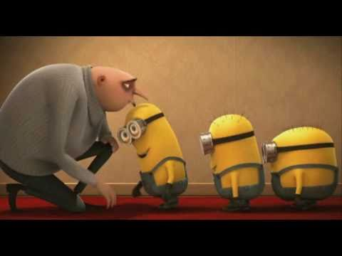 Despicable Me 07 Goodnight Kisses Youtube