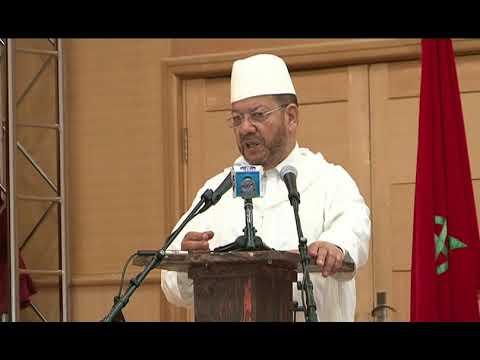 شاهدوا ما قاله العلامة بنحمزة عن النموذج المغربي في التدين..قاعدة للامن والاستقرار