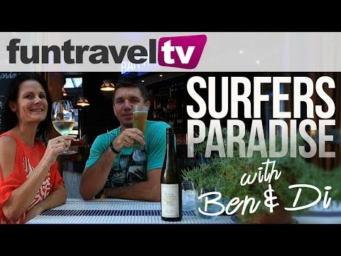 Surfers Paradise Holiday Travel Video Guide, Gold Coast Queensland
