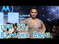 LFW 17: Bipasha Basu mesmerizes in floor length gown..