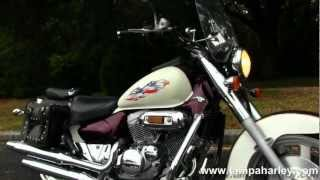 2002 Hyosung GV 250 Aquilla Motorcycle For Sale