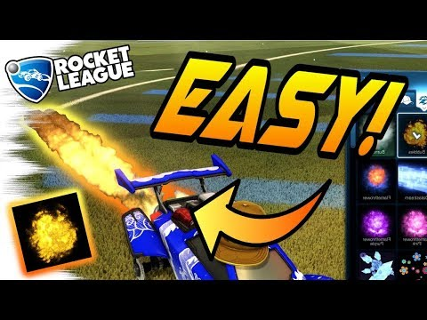 Rocket League Trading: 3 Offbrand GOLD RUSH ALPHA BOOSTS for Cheap/Free! (Tips, Tricks, Secrets)