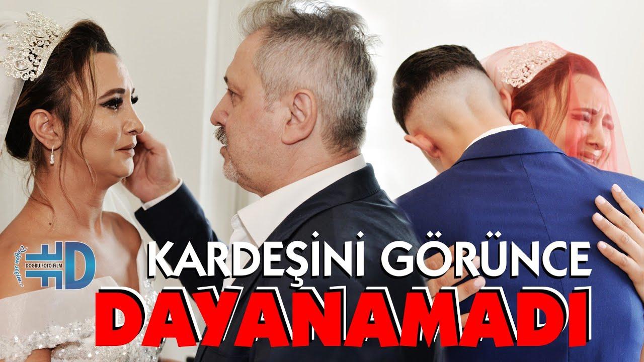 Gülcan & Mehmet - KARDEŞİNİ GÖRÜNCE DAYANAMADI