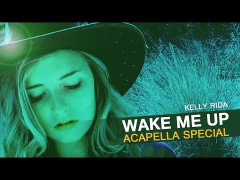 Wake me Up (When it's all Over) - Kelly Rida LIVE feat. Avicii - Top 40 Cover 2014