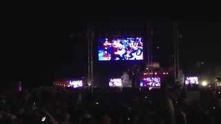 Andrea Bocelli - Miami Beach 100 year anniversary concert.